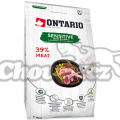 Ontario Cat Sensitive/Derma 2kg