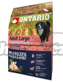 xxxONTARIO Adult Large Chicken Potatoes Herbs 2,25kg