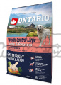 ONTARIO Large Weight Control Turkey Potatoes Herbs 2,25kg