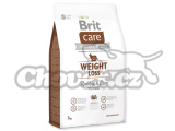 BRIT Care Weight Loss Rabbit & Rice 3kg