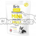BRIT Care Dog Mini Grain Free Lamb 400g